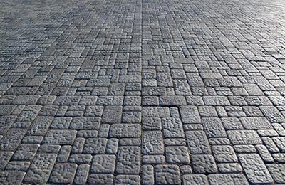 Тротуарная плитка Брусчастка